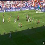 Extremadura - Real Oviedo 65' 0 - 2 Marco Sangalli (great goal)