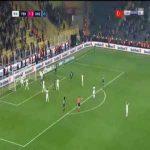 Fenerbahce [2]-2 Denizlispor - Serdar Aziz 90'+2'