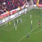 Gaziantep 0-1 Trabzonspor - Caleb Ekuban 22'