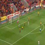 Goztepe 0-1 Basaksehir - Demba Ba 40'