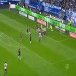 Hamburg 1-0 Regensburg - Timo Letschert 24'