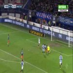 Heerenveen 0-3 Ajax - Quincy Promes 63'