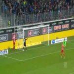 Heidenheim 3-0 Karlsruhe - Tim Kleindienst 45'+2'