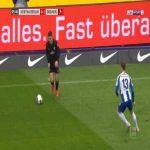 Hertha 0-2 Bremen - Davy Klaassen 6'