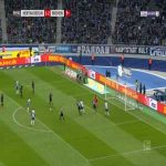 Hertha [2]-2 Bremen - Matheus Cunha 60'