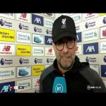 Jurgen Klopp post match interview | Liverpool 2 - 1 Bournemouth. Jurgen Klopp reflects on Liverpool's 22nd consecutive top-flight home win, and comparisons with the great Bill Shankly.