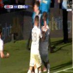 Leeds United 2-0 Huddersfield: Bamford