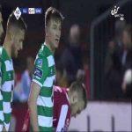 Sligo Rovers [1] - 1 Shamrock Rovers   42' Ronan Coughlan penalty
