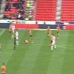 Stoke City [5]-1 Hull City: Powell