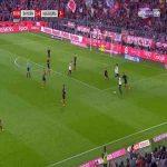 Bayern 2-0 Augsburg - Leon Goretzka 90'+1'
