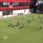 Bayern München U19 [1]-1 VfB Stuttgart U19 - Torben Rhein direct freekick 47'