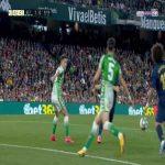 Betis 1-[1] Real Madrid - Karim Benzema penalty 45'+3'