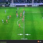 FC Porto's goal was ruled out by VAR by only 3 cm and after 5 minutes of waiting for the decision.