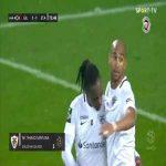 Gil Vicente 1-[1] Santa Clara - Thiago Santana 74'