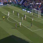 Levante 1-0 Granada - Marti Roger 11'