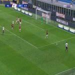 Milan 0-2 Genoa - Francesco Cassata 41'
