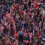 Real Valladolid 0-1 Athletic Bilbao - Unai Lopez free-kick 4'