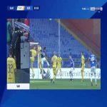 Sampdoria [2]-1 Verona - Fabio Quagliarella penalty 86'