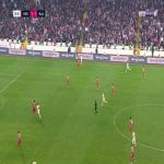 Sivasspor 1-[2] Galatasaray - Sofiane Feghouli 38'