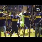 Colombian footballers have rhythm, who of them dances better .. celebrations in the locker room
