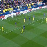 Villarreal 1-0 Leganes - Gerard Moreno 5'