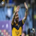 Yesterday's Boca Juniors victory was technically Daniele De Rossi's first league title