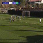 Atalanta U19 3-[3] Lyon U19 - Rayan Cherki 90'+4'