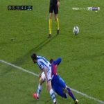 Eibar [1]-2 Real Sociedad - Charles penalty 90'