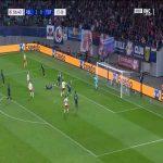 RB Leipzig [3]-0 Tottenham [4-0 on agg.] - Forsberg 87'