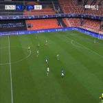 Valencia 3-[3] Atalanta [4-7 on agg.] - Josip Ilicic 71'