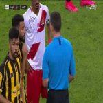Al Ittihad [1] - 0 Al-Wehda — Romarinho 14' — (Saudi Pro League - Round 22) with VAR