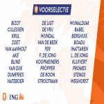 Dutch NT Preliminary Squad for Friendlies against USA and Spain. Ihattaren, Koopmeiners and Wijndal debut