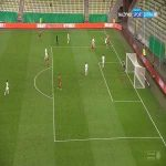 Lechia Gdańsk 2-[1] Piast Gliwice - Kristopher Vida 82' (Polish Cup)