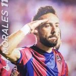 "Levante captain Jose Morales: ""The players' health comes first, no other way around it. Based on this serious situation unfolding in Spain, we believe radical measures be taken to avoid further infection"""