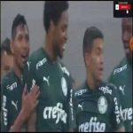 Palmeiras [3]-0 Guarani - Luiz Adriano hat-trick