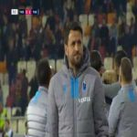 Yeni Malatyaspor 0-2 Trabzonspor - Jose Sosa free-kick 30'