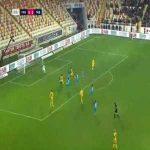Yeni Malatyaspor [1]-2 Trabzonspor - Umut Bulut 44'