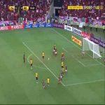Flamengo [1]-0 Barcelona - Gustavo Henrique 39'