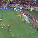 Flamengo [2]-0 Barcelona (EQU) - Gabigol 43' PK