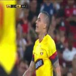 Flamengo [2]-0 Barcelona - Gabigol penalty 43'