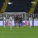 Frankfurt 0-1 FC Basel - Samuele Campo free-kick 27'