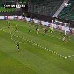 Wolfsburg 0-1 Shakhtar - Junior Moraes 16'