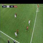 Algerian league: USM Alger [3]-1 MC Oran - Billel Benhamouda goal (57')