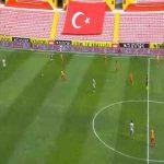 Kayserispor 2-0 Yeni Malatyaspor - Pedro Henrique 42'