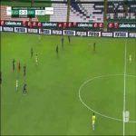 León [1]-0 Pumas UNAM Fernando Navarro 12'