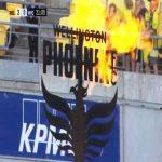 Wellington Phoenix [2] - 0 Melbourne Victory | Gary Hooper 21'