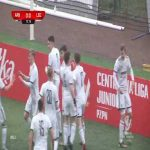Arka Gdynia U18 0-1 Legia Warszawa U18 - Patryk Pietrzak 11' (Polish Central Junior League)