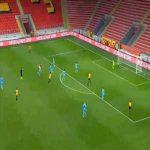 Goztepe 1-0 Rizespor - Berkan Emir 56'