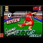 Graeme Souness Vector Soccer Review [Amiga]