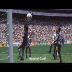 Argentina 0 - 0 - England: Maradona VAR Disallowed Goal